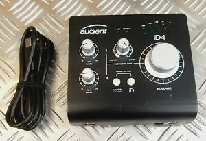 Audient-iD4-2in-2out-USB-Audio-Interface