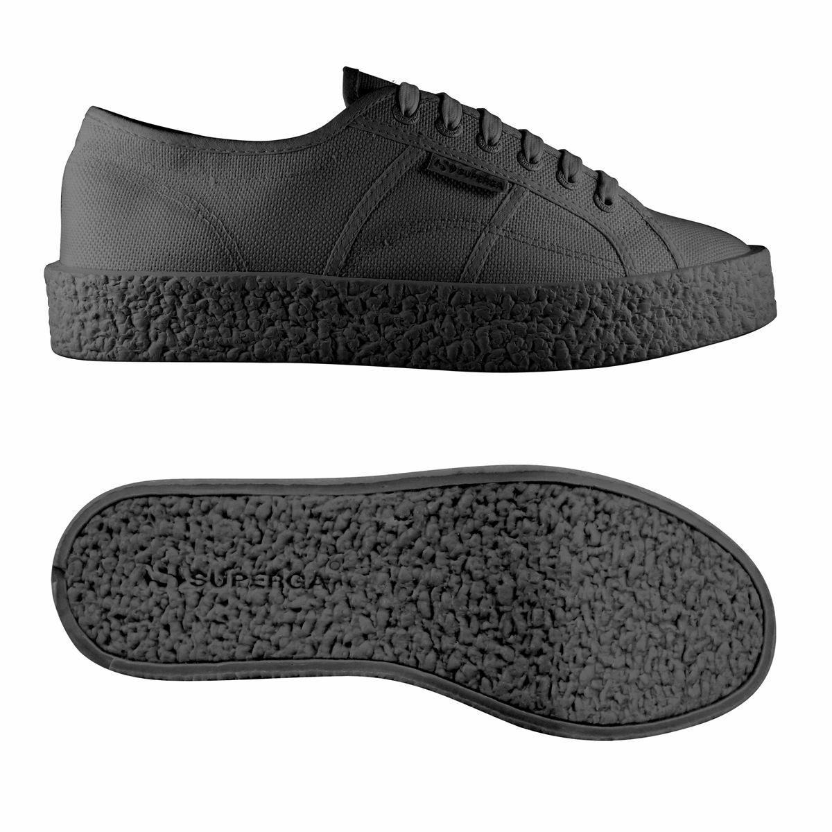 SUPERGA SCHUHE 2750 MEGA DANILO PAURA Schuhe NERO Schuhe ZAPATOS SCHUHE SUPERGA CHAUSSURES 4d77e6