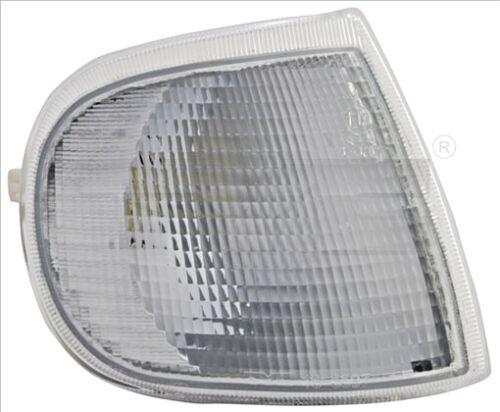 Indicador de luz de Esquina Blanco Marca se Ajusta Skoda Felicia Pickup 1998-2002