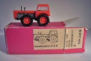 """05 473 Mini Car """"d 4 K Diesel Tracteur""""-afficher Le Titre D'origine AgréAble Au Palais"""