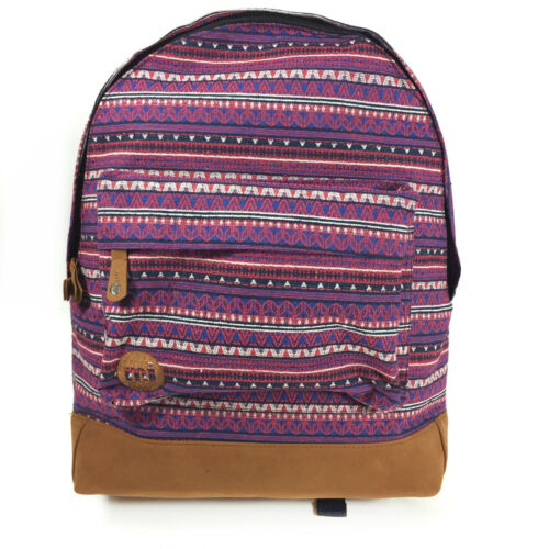 NEU Rucksack Atztec Muster Mi-Pac Bagpack Streifen ethno hippie