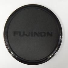 FUJIFILM Original Mount large format lens cap 80mm Official FUJINON