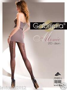 Gabriella-Strumpfhose-Monic-mit-Naht-schwarz-20-DEN