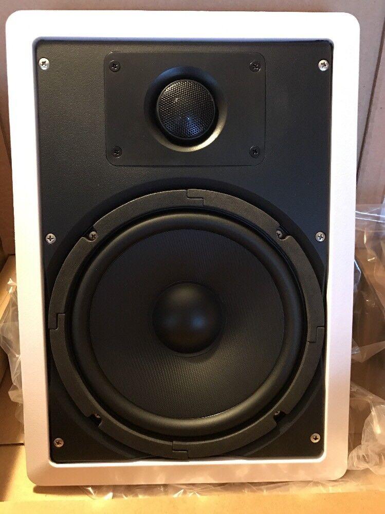 Design Q In-wall Speaker Cs-iw8 Pair