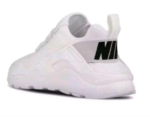 819151 Taglia 6 donna da 101 Nike Ultra Run All White ginnastica per Scarpe Huarache wv7ZU