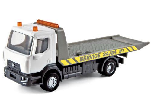 Camion Renault Trucks D 2.1 Dépanneuse   1//43 NOREV PLASTIGAM 431025