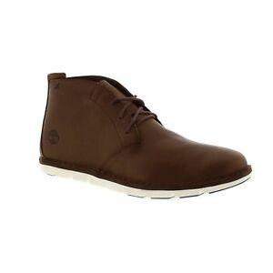 Details zu Timberland Herren A1PEQ Tidelands Deser Half Cab Chukka Sneaker Halbhoch Leder