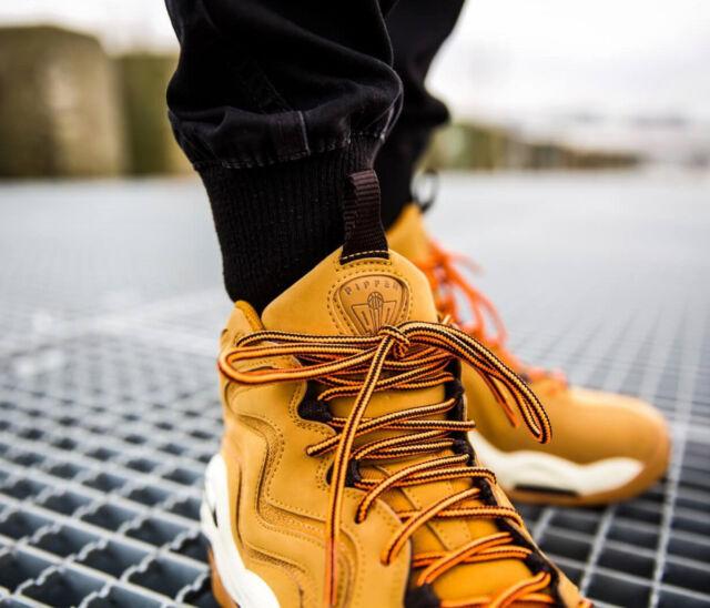 6c77735f79a Nike Air Pippen Hombre Zapatos Baloncesto NBA Retro Zapatillas Talla 36 Eur  42.5