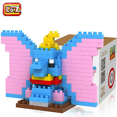 New Nanoblock Plastic Building Blocks Set LOZ Blocks Toys Dumbo 9171