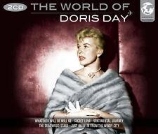 The World Of Doris Day Songs 2 CD 1950s Music