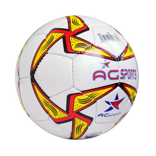Football Soccer Size 5 Pitch Training Team Technique React Ball Sports Quality
