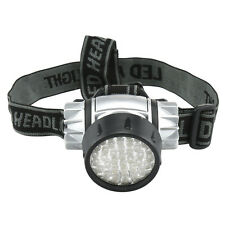 Head Lamp | 37 LED Bright Torch Work Light Outdoor Survival Camping 50 Lumens