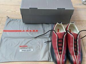 prada bowling shoes
