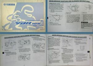 Yamaha-YBR125ED-Bedienungsanleitung-Betriebsanleitung-2005