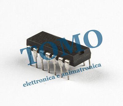 CD4073BE CD4073 DIP14 THT circuito integrato CMOS AND