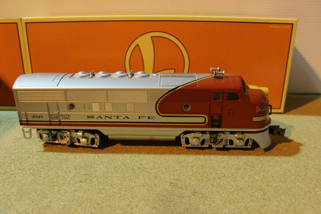 THE LIONEL VAULT - 18134- SANTA FE F-3 A UNIT W TMCC - NEW - W70