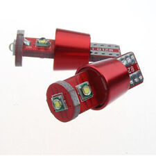 2Pcs 15W CREE T10 W5W 168 501 LED CANBUS Error Free Light  Bulb 6000K White 12V