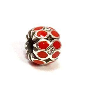 Brighton-Mini-Ring-of-Flower-Bead-Red-J9574D-New