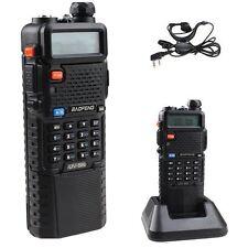 BAOFENG UV-5R Battery 3800mAh + UV 5R Walkie Talkie Dual Band Ham Radio UHF/VHF