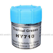 Silver 20g Thermal Grease Paste Compound Chipset Cooling For GPU CPU VGA HY710