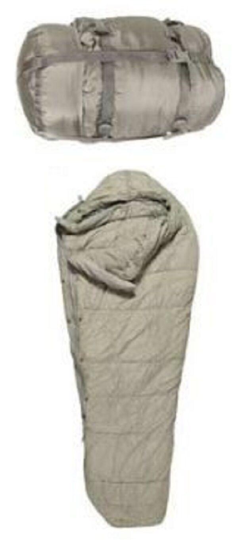 US Army UCP military sleeping bag PATROL ACU Sacco a pelo Foliage verde