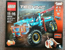 B-Ware NEU LEGO® TECHNIC 42070 Allrad-Abschleppwagen