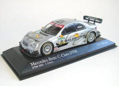 Mercedes Benz C-Class No.21 J.Green DTM 2005  1:43 Minichamps