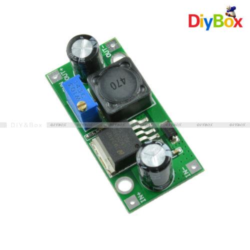 2PCS DC-DC Buck Converter LM2596 Step Down Module Power Output 1.23V-30V