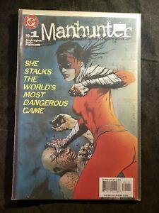"""Comic Lot (11) """"MANHUNTER"""" ~DC COMICS~ 2004-2007 EDITIONS // NEW // UNREAD"""