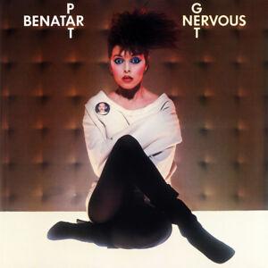 Album Covers Pat Benatar Get Nervous 1982 Album
