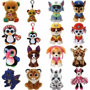 Ty-Beanie-Boos-6-034-or-Clips-3-4-034-or-Beanie-Babies-8-034-Choose-one-or-more-plush