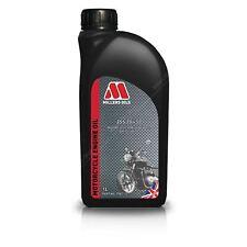 Millers Oils ZSS 20w50 Semi Synthetic 4 Stroke Motorcycle bike Engine Oil 1L
