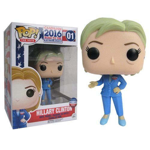 Pop  The Vote Hillary Clinton Vinyl Figure  1 by Funko