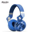 Bluedio T2S Wireless Bluetooth 4.1 Stereo Headphones Blue