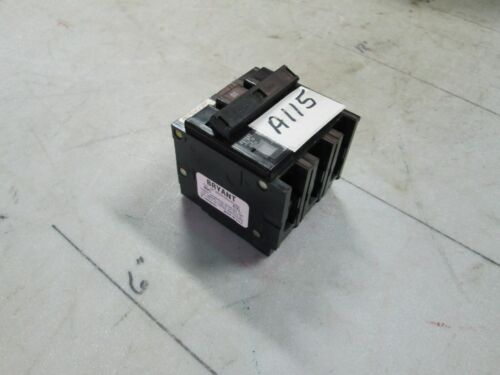 Bryant Breaker Type BR330 30 Amp 3 Pole 240V Removed From New Equipment NEW