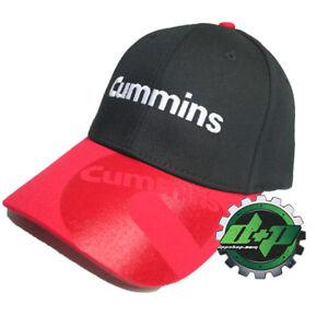 f84e4ebf Dodge Cummins diesel trucker fitted hat ball cap cummings peterbilt ...