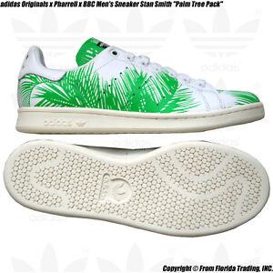 1eaac9fa5deb6 adidas Originals x Pharrell x BBC Men s Sneaker Stan Smith(8)Green ...