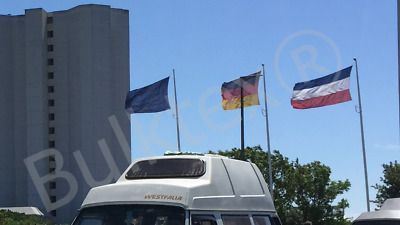 Klemmprofil Panorama Isolier Fenster Hochdach Westfalia Bus Bulli T3 Bulktex®