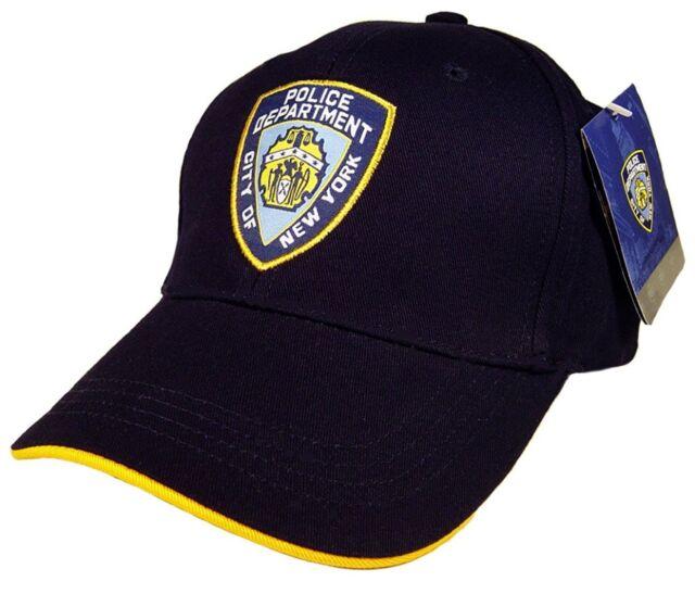 NYPD NEW YORK POLICE DEPARTMENT caps Cotton Baseball Cap for men women