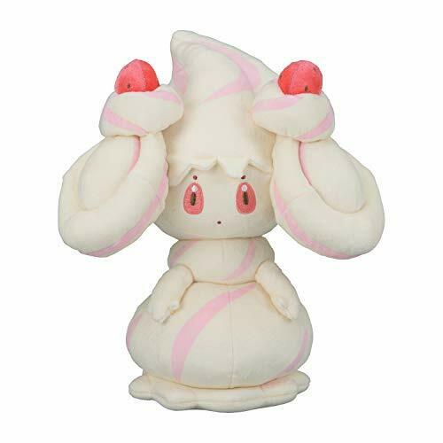 Pokemon Center Original Plush Doll Alcremie Sword /& Shield NEW from Japan
