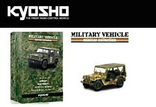 KYOSHO MILITARY VEHICLE MINICAR COLLECTION FORD M151 A2 MUTT(CAMO) 1/64 SCALE
