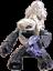 Sellado-Nuevo-Raro-Halo-Mega-Bloks-Foxtrot-Serie-Blanco-Covenant-Grunt-Figura miniatura 1