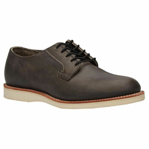 Oxford Charcoal 3119 Scarpe basso Wing Postman a Lace Leather up profilo Mens Red zqwIEnxtw
