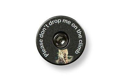 Bikelangelo 1 1//8 Headset Top Cap Meow