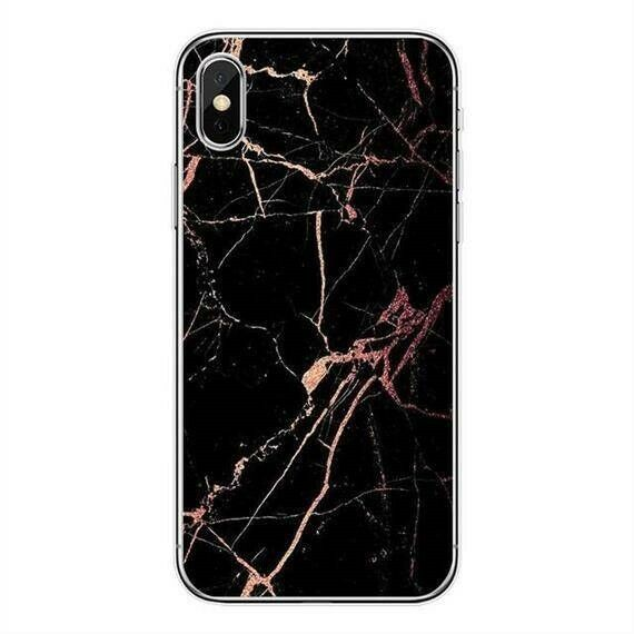 Cover, t. iPhone, iPhone 10 X el XS marmor cover