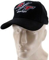 R/t Dodge Black Baseball Cap Trucker Hat Snapback Mopar Charger Challenger