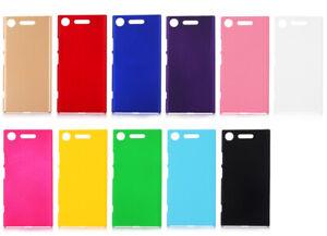 For Sony Xperia 5 8 10 XA2 Plus XZ XA1 Ultra Hard PC Slim Matte Back Case Cover