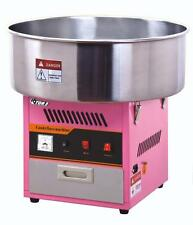 Candy Floss machine, Floss Making , +4kg suger + 200 Paper Cones ,+5 xLIGHT UP