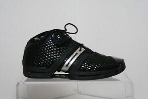 ADIDAS KG GARNETT 1 VTG OG 2004 Basketball Multi Black Silver Men 8 Athletic Hip