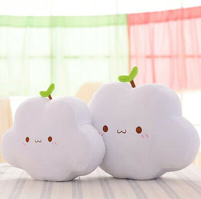 Kawaii Anime Cute Emoticon Emoji kun Cloud Pillow Cushions Plush Toy Gift